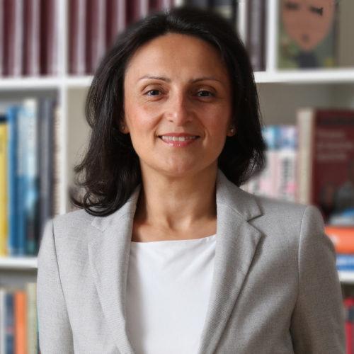 Dr.' Diana Gebele