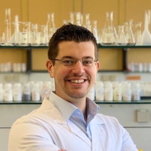 Prof. Dr. Johannes Huwer